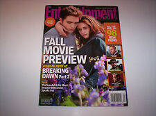 Entertainment Weekly Special Double Edition BREAKING DAWN Part 2