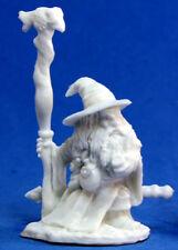 1x KHAEL MAGICIEN NAIN -BONES REAPER figurine iconic d&d pathfinder wizard 77075
