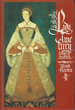 Lady Jane Grey and the House of Suffolk by Alison Plowden HC Very Good Condition
