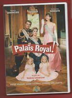 DVD - PALAIS ROYAL avec Valérie Lemercier, Lambert Wilson et Catherine Deneuve