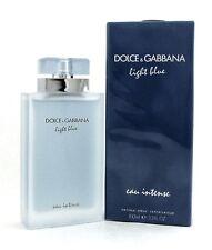 Dolce Gabbana Light Blue Eau Intense by Dolce Gabbana for Women 3.3 Oz EDP  Spray 98e568093b