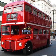 AEC ROUTEMASTER Bus Biglietti D'Auguri Con Suono dal davvero Wild suoni di Londra