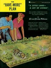 The Have-More Plan : A Little Land - A Lot of Living - How to Make a Small...