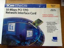 Nib 3Com EtherLink 3C900B-Tpo 10 Mbps Pci Wired Ethernet Network Interface Card