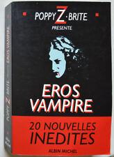 P. Z. BRITE - EROS VAMPIRE - ALBIN MICHEL