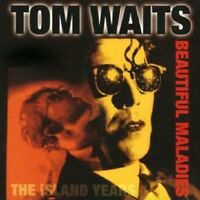 TOM WAITS - BEAUTIFUL MALADIES 1983-1993  CD  23 TRACKS ROCK & POP BEST OF NEW+