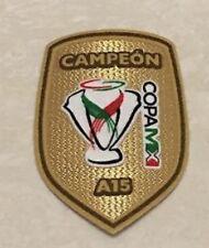 2015 CAMPEON COPA MX A15 Mexico Liga Champions League Patch Badge Parche Remendo