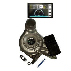 TURBOLADER BMW 3er 5er X1 X3 320d 520d xDrive20d sDrive20d 120 135KW, 163 184PS