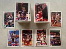 NBA Hoops 1992-93 Series 1 Complete Set - 4 Michael Jordan's, Dream Team. Mint!!