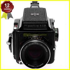 Mamiya M645 con Sekor C 80mm f2,8 fotocamera medio formato a pellicola 6x4,5