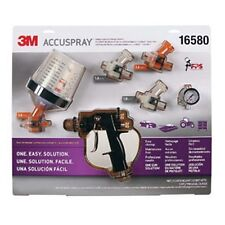 Accuspray Spray Gun System with PPS 3M-16580 Brand New!