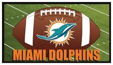 Fridge Magnet: NFL - The Miami Dolphins (Football Logo)