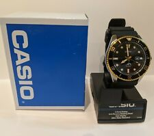 Casio DURO MDV-106G Divers 200m Analogue Watch. Brand New In Box. UK Seller....