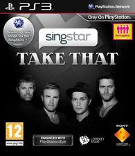 SingStar Take That PS3 playstation 3 jeux jeu game games spelletjes spellen 781