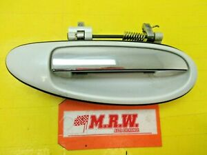 DOOR HANDLE RIGHT REAR OUTER WHITE CHROME RR for INFINITI I30 MAXIMA 96 97 98 99