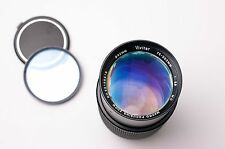 Vivitar 75-205mm f/3.8 MC Macro Focusing Zoom Lens for Canon FD by Kino (#2186)