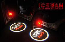Audi LED Logo Tür Türlicht Einstiegsbeleuchtung Projektor Einstiegslicht Autotür