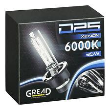 D2S GREAD 35W 6000K XENON BRENNER BIRNE BIRNEN LAMPE MIT E-PRÜFZEICHEN