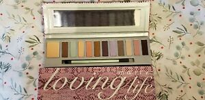 MALLY Citychick Loving Life Eye Shadow Palette NEW In Box GREAT GIFT !!!!!