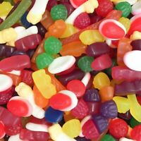 BULK FRESH MIXED LOLLIES - 2 KILO BAG - FREE POSTAGE