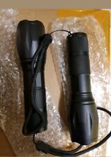 Tactical 360° FlashLight Torch ×2