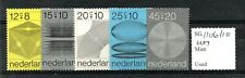 Netherlands 1970 Cultural Welfare set Sg1106/10 Mnh