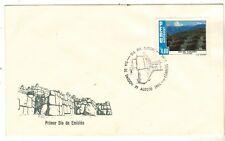 Peru 1986 FDC Dia del Turismo