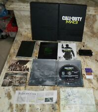 12-PC PLAYSTATION 3 PS3 ACTIVISION CALL OF DUTY MW3 VIDEO GAME SET DISC BOOKLETS