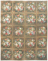 Antique Needlepoint  Rug, Circa 1760 (12' x 15')