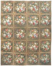 Antique Needlepoint  Rug, Circa 1760 (12' x 15')