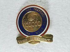 Pacific International TrapShoot Assoc. Lapel-Hat pin / 10K Gold Filled