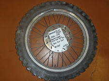 1988-1989 YAMAHA YZ 250 rear wheel
