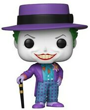 Batman 1989 - Joker W/ Hat - Funko Pop! Heroes: (2020, Toy NUEVO)