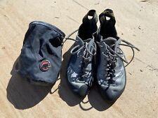 La Sportiva Nago Us Men's 6 Women's 7 Climbing Shoes Italy 38