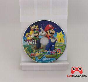 Mario Party 9 (Nintendo Wii) PAL nur Spiel