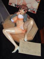 1/6 Girl Lacross Club Japanese Anime in Bikini Unpainted Resin Model Kit