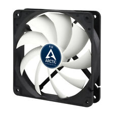 Arctic Cooling F12 120mm 12cm PC Case Fan, 1350 RPM, 53CFM, 3 Pin