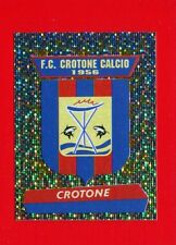 CALCIATORI Panini 2000-2001 - Figurina-sticker n. 490 - CROTONE SCUDETTO -New