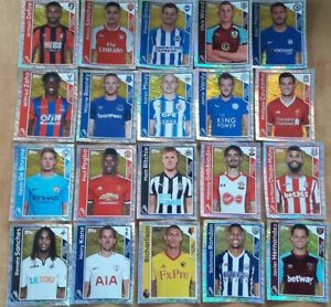 Merlin Topps 2017/18 sticker collection Limited Editions