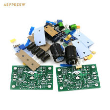 2 PCS BR Version JLH1969 Single-ended Class A power amplifier kit No transistor