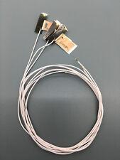 "3pcs 80cm/31.4"" Laptop Wifi Wireless IPEX MHF4 2.4G/5G NGFF/M.2 Antenna 802.11ac"