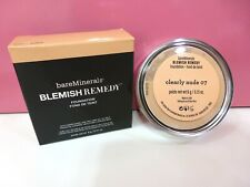 bareMinerals Blemish Remedy Foundation .21 oz. Full Size Boxed - Clearly Nude 07