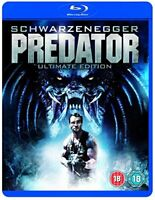 Predator (Ultimate Edition) [Blu-ray] [1987] [DVD][Region 2]