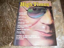 High Times September '77 Issue #25