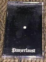 Darkthrone – Panzerfaust. Very Rare Mint Cassette Tape Morbid Noizz Official
