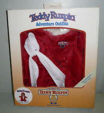 Vintage 1985 Wow World Of Wonder Teddy Ruxpin Flying Outfit *Unused Misb