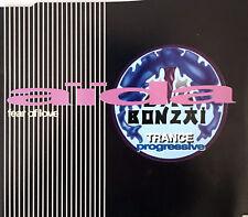 Aïda Maxi CD Fear Of Love - Belgium (EX/VG+)