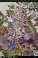 JAPAN Alchemist of Arland Atelier Rorona and Totori and Meruru Premium Art Book
