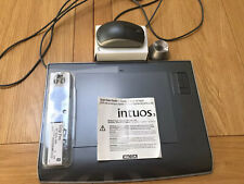 Wacom Intuos 3 Tablet 6x8 With Pen And USB Mouse