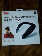 NAXA NAS3100 Wearable Bluetooth Speaker